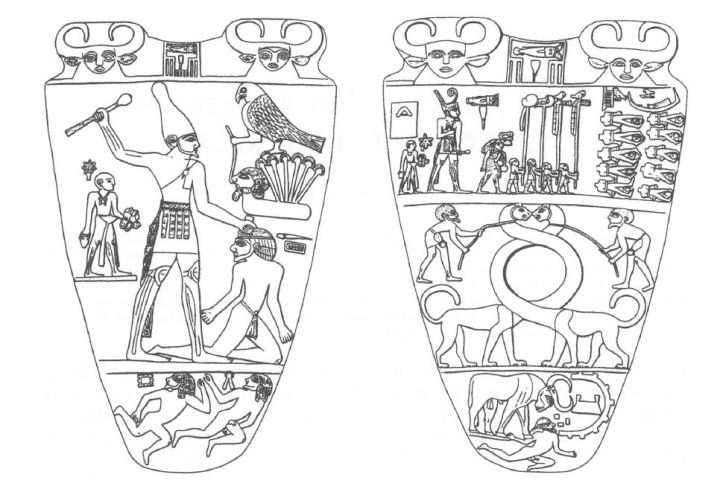 podcast episode 1 narmer palette (Wilkinson 2000)
