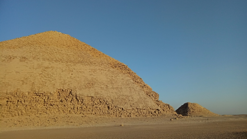 Dahshur-Bent-Pyramid-with-Satellite