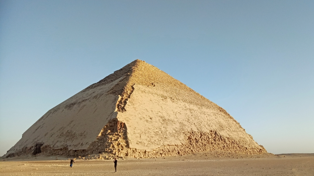 Bent-Pyramid-Northwest