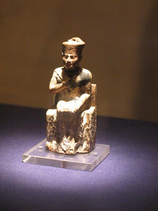 Khufu  - Cairo Museum