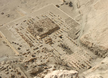 The Deir el-Bahari Monument