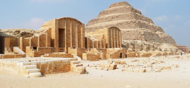 Zhosers-Step-Pyramid-Saqqara