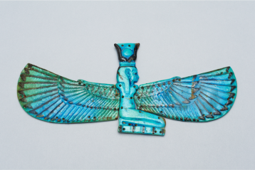 Isis, an amulet for protection