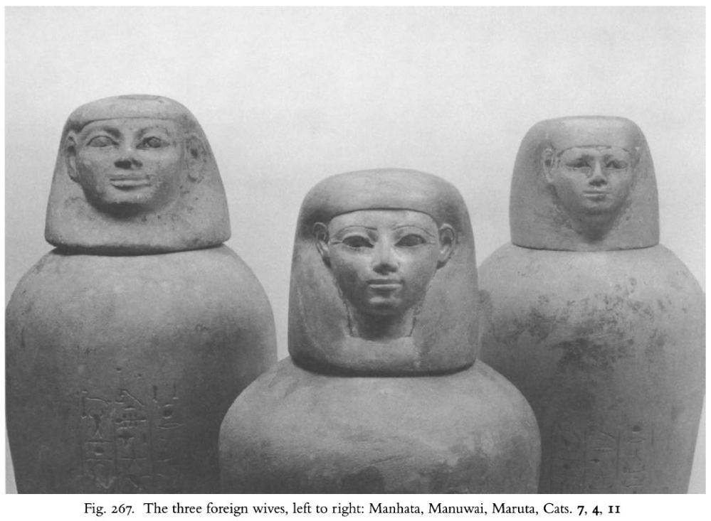 lilquist fig 267 - canopic jars