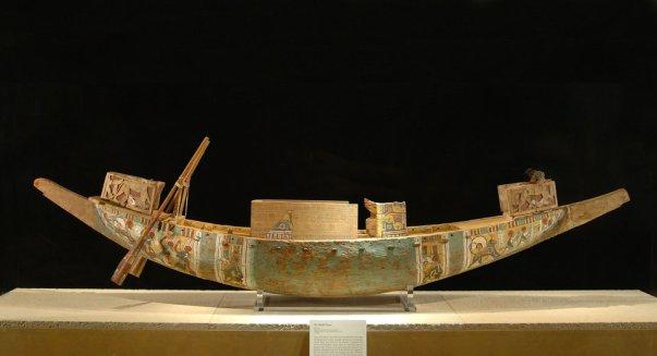Amunhotep II boat