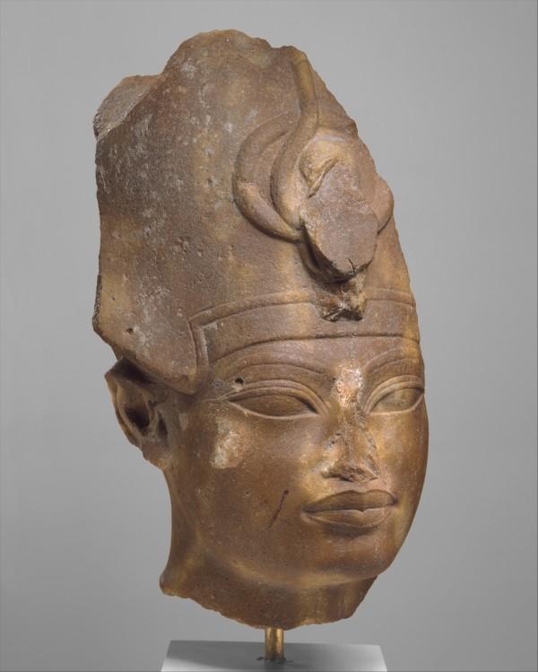 95. Amunhotep met museum