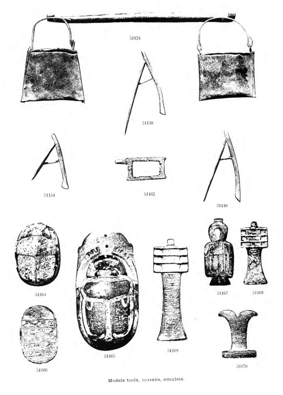 97b. model tools and amulets