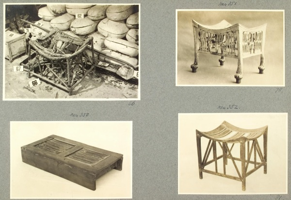 Tutankhamun-furniture