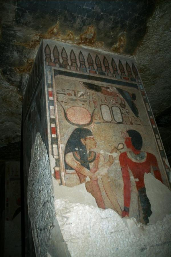 107.4 Burial Chamber Pillar (3)