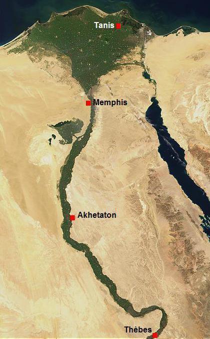 113. Amarna Maps (1)