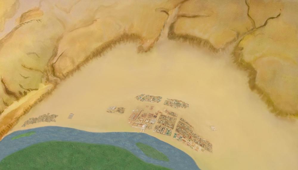 113. Amarna Maps (3)