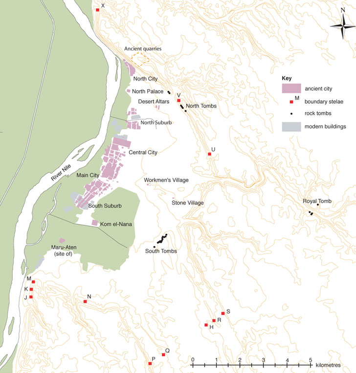 113. Amarna Maps (5)