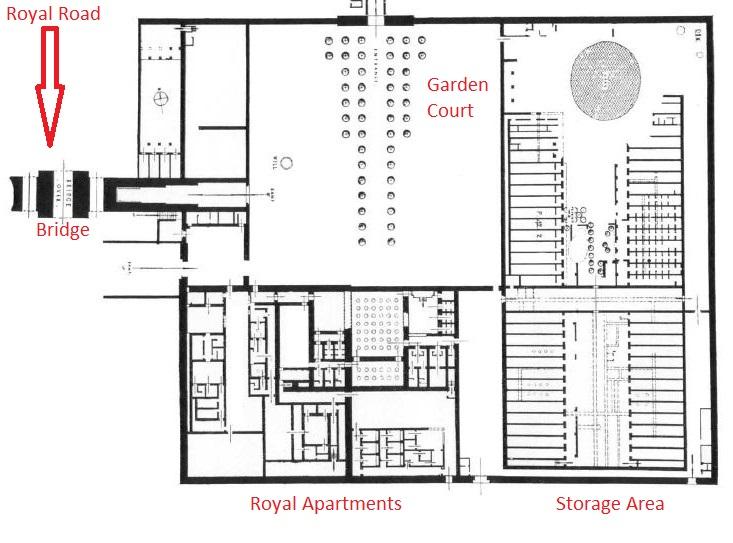 114. King's House Model (Pendlebury 3.2 plate XVI)