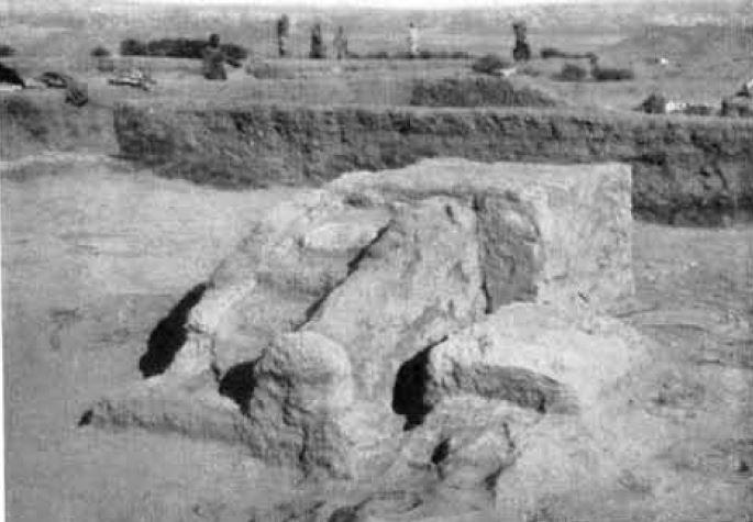 115. Hatiay altar (Pendlebury 2, plate XXIII)