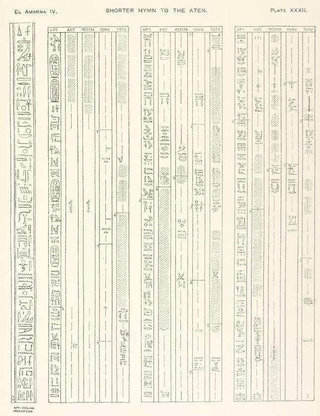 117. Shorter Hymn 1 (Davies IV plate xxxii)