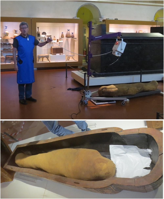 Kha - Coffins Study (Bianucci et al)