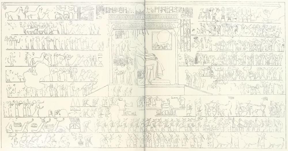 121. Durbar full scene (D2 plate 37)