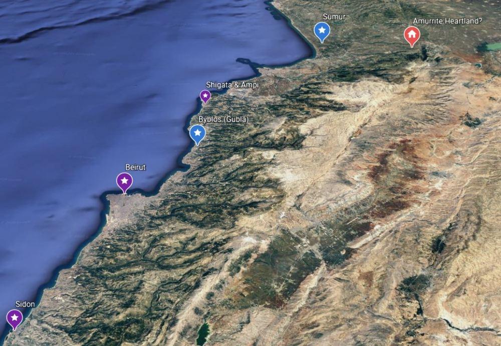 124. Map 1