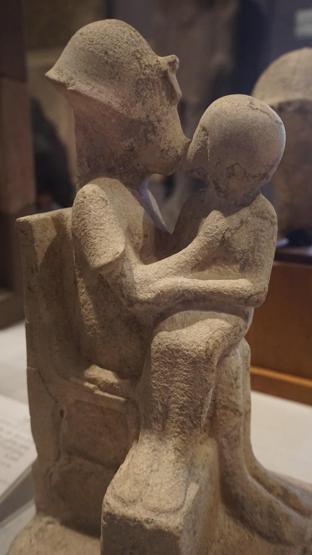 123. Akhenaten and princess (Cairo) dominic (2)