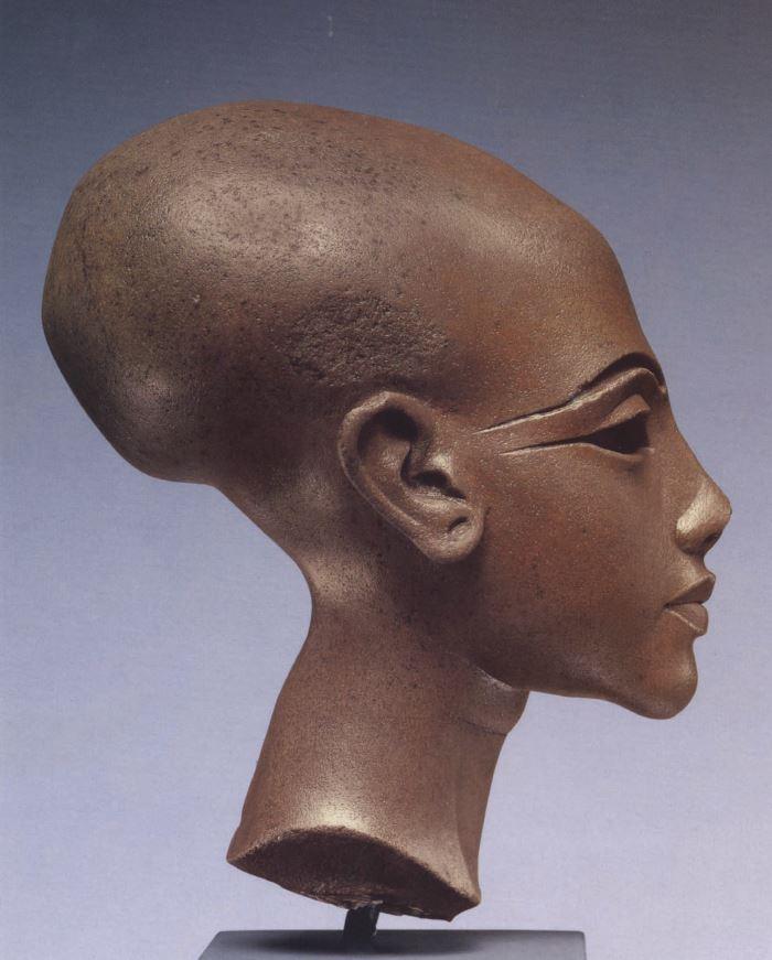 123. Princess head (Royal women fig 47, Berlin)