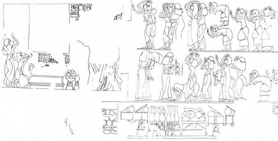 126. Meketaten funeral (Gabolde 1998) plate v - Copy